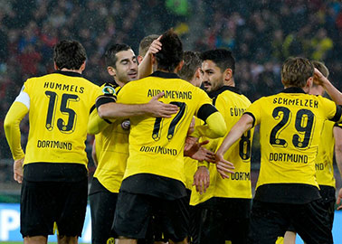 Ponturi Eintracht Frankfurt vs Dortmund - 27.05.2017