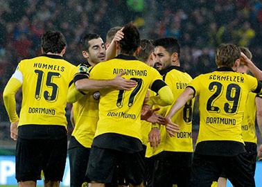 Ponturi pariuri Dortmund vs Monaco - 11.04.2017