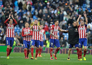 Pronostic Atletico Madrid vs Leicester - 12.04.2017