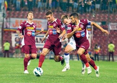 Ponturi CFR Cluj vs Dinamo - 06.05.2017